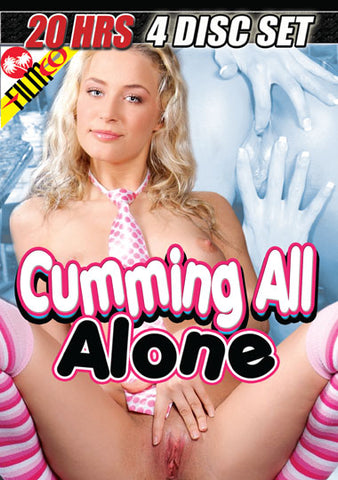 Cheap 20 Hr 4 Pk Cumming All Alone (4 Disc Set) porn DVD
