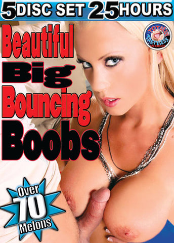 Cheap Beautiful Big Bouncing Boobs (5 Disc Set) porn DVD