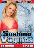 Cheap Gushing Vaginas (5 Disc Set) porn DVD