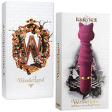 The Kinky Kat WonderLand Vibrator Violet