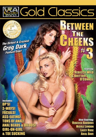 Cheap Between The Cheeks 3 porn DVD