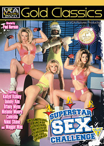 Cheap Superstar Sex Challenge 1 porn DVD