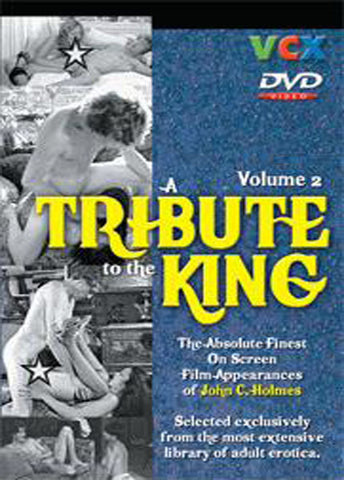 Cheap A Tribute To The King 2 porn DVD