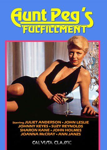 Cheap Aunt Peg's Fulfillment porn DVD