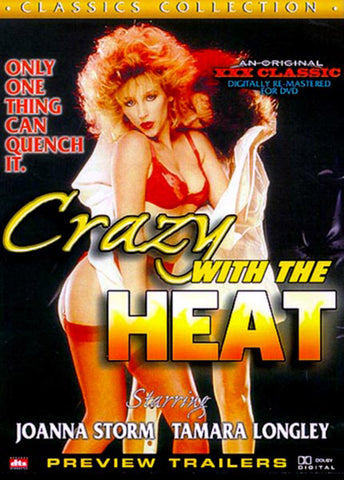 Crazy With The Heat Adult DVD