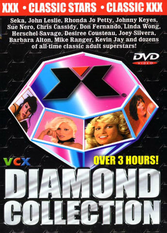 Diamond Collection Adult Movies DVD