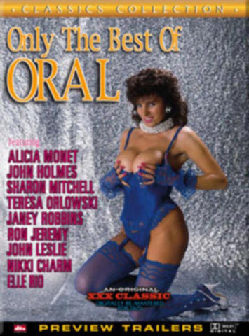 Only The Best Of Oral Adult DVD