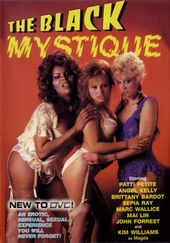 Cheap The Black Mystique porn DVD