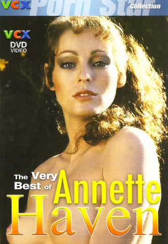 The Very Best Of Annette Haven XXX Adult DVD