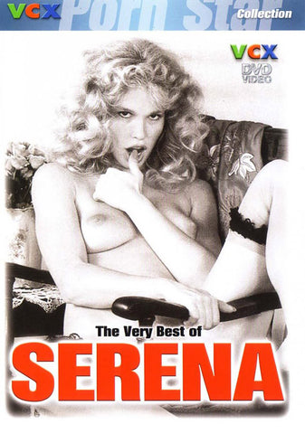 The Very Best Of Serena XXX Adult DVD