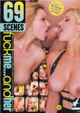 Cheap 69 Scenes: Fuck Me... And Her porn DVD