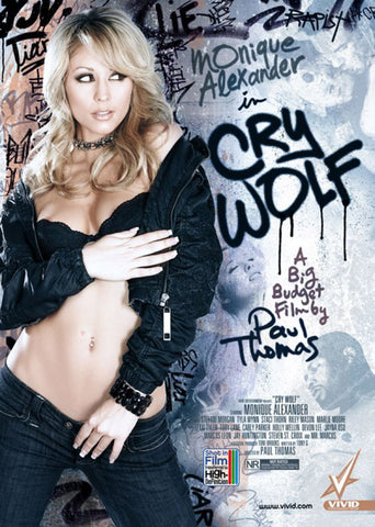 Cry Wolf Adult Sex DVD