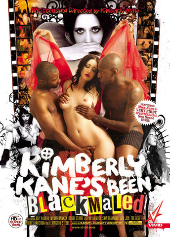 Cheap Kimberly Kane's Been Blackmaled porn DVD