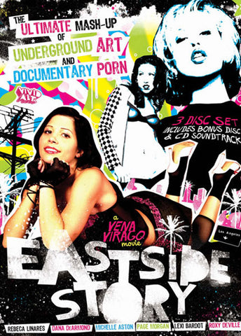 Cheap Eastside Story (3 Disc Set) porn DVD