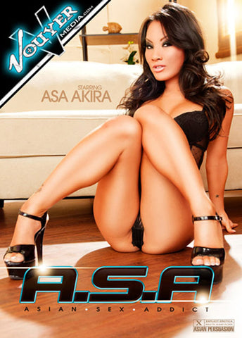 Cheap A.S.A. Asian Sex Addict porn DVD