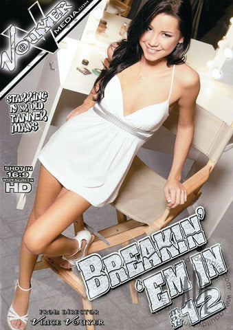 Cheap Breakin' Em In 12 porn DVD