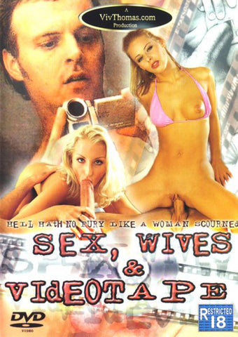 Cheap Sex, Wives & Videotape porn DVD