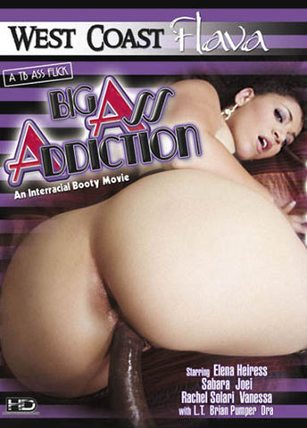 Cheap Big Ass Addiction porn DVD