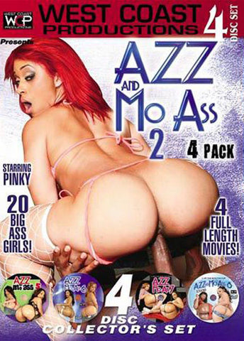 Cheap Azz And Mo Ass 2 porn DVD
