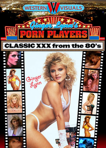 Ginger Lynn's Porn Players Adult DVD