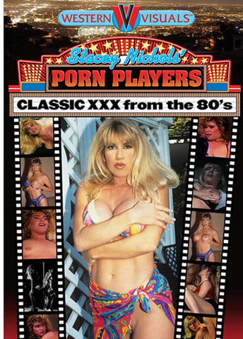 Stacey Nichols' Porn Players Adult DVD