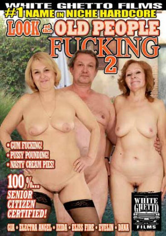 Cheap Look At The Old People Fucking 2 porn DVD