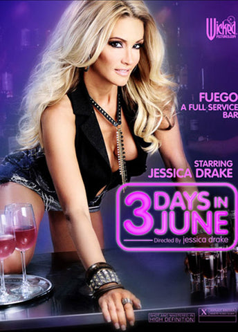 3 Days In June XXX Adult DVD