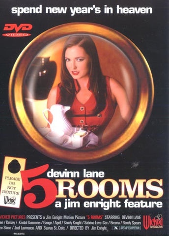 Cheap 5 Rooms porn DVD