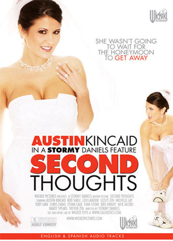 Cheap Second Thoughts porn DVD