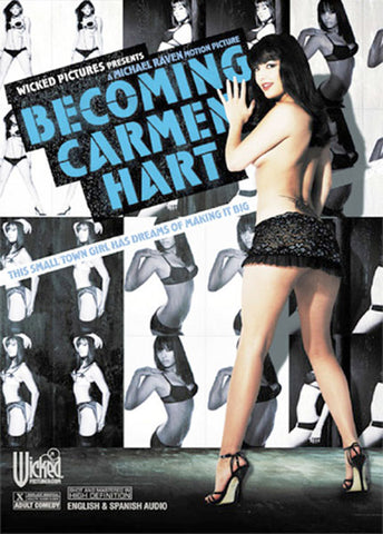 Cheap Becoming Carmen Hart porn DVD