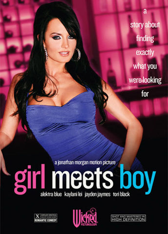 Cheap Girl Meets Boy porn DVD