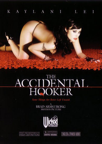 The Accidental Hooker Adult DVD