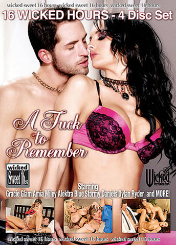 Cheap A Fuck To Remember porn DVD