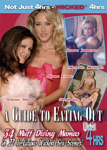 Cheap A Guide To Eating Out porn DVD