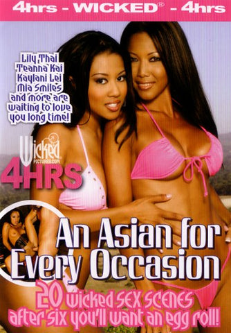 Cheap An Asian For Every Occasion porn DVD