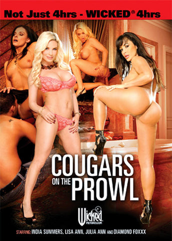 Cheap Cougars On The Prowl porn DVD