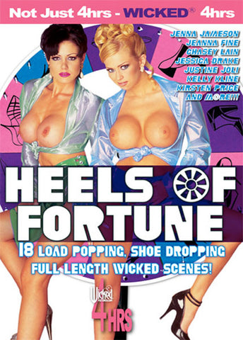Cheap Heels Of Fortune porn DVD