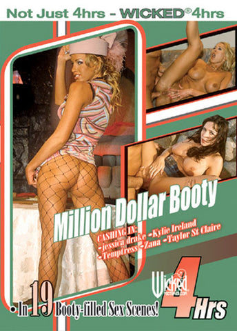 Cheap Million Dollar Booty porn DVD