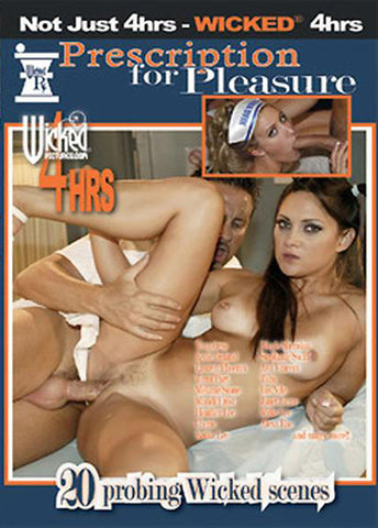 Cheap Prescription For Pleasure porn DVD