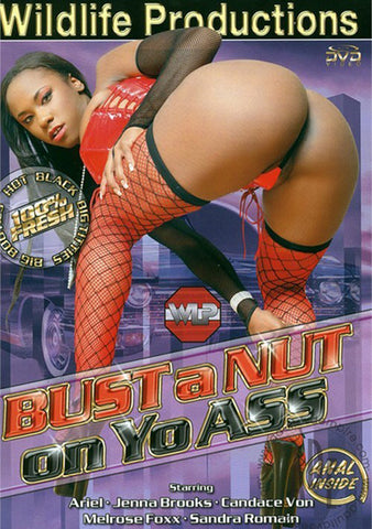 Bust A Nut On Yo Ass Sex DVD
