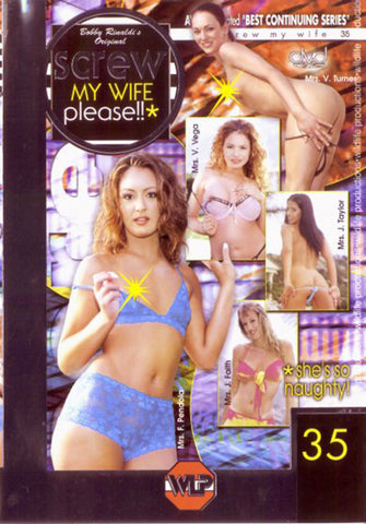 Cheap Screw My Wife Please 35 porn DVD