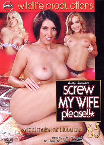 Cheap Screw My Wife Please 65 porn DVD