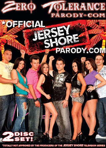 Cheap Official Jersey Shore Parody (2 Disc Set) porn DVD