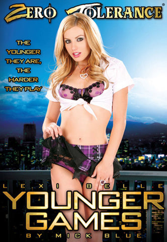 Younger Games Adult Sex DVD