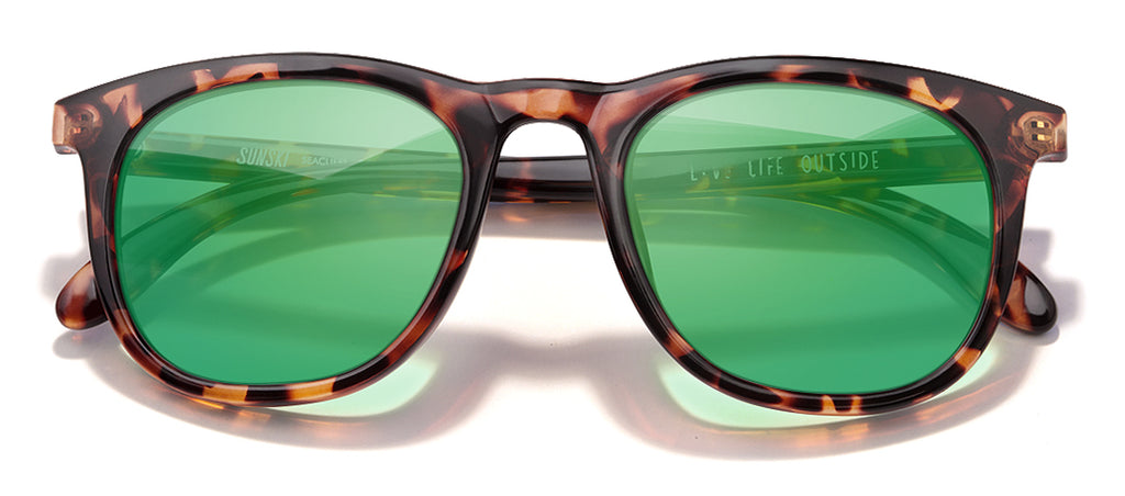color Tortoise Emerald