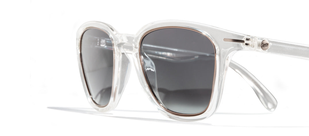 Andiamo Clear Forest Polarized Sunglasses 7