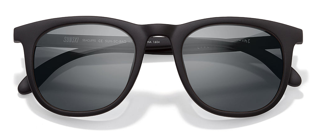 Sunski Seacliff Black Slate