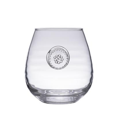 Berry & Thread Glassware Stemless Red Wine