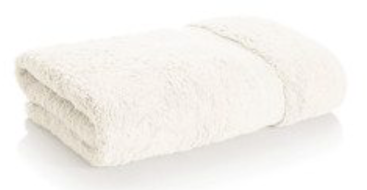 Ivory Bamboo Towels