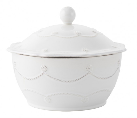 "Berry & Thread 8"" Covered Casserole"